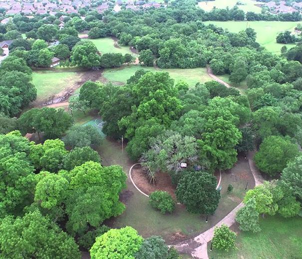 pfluger park